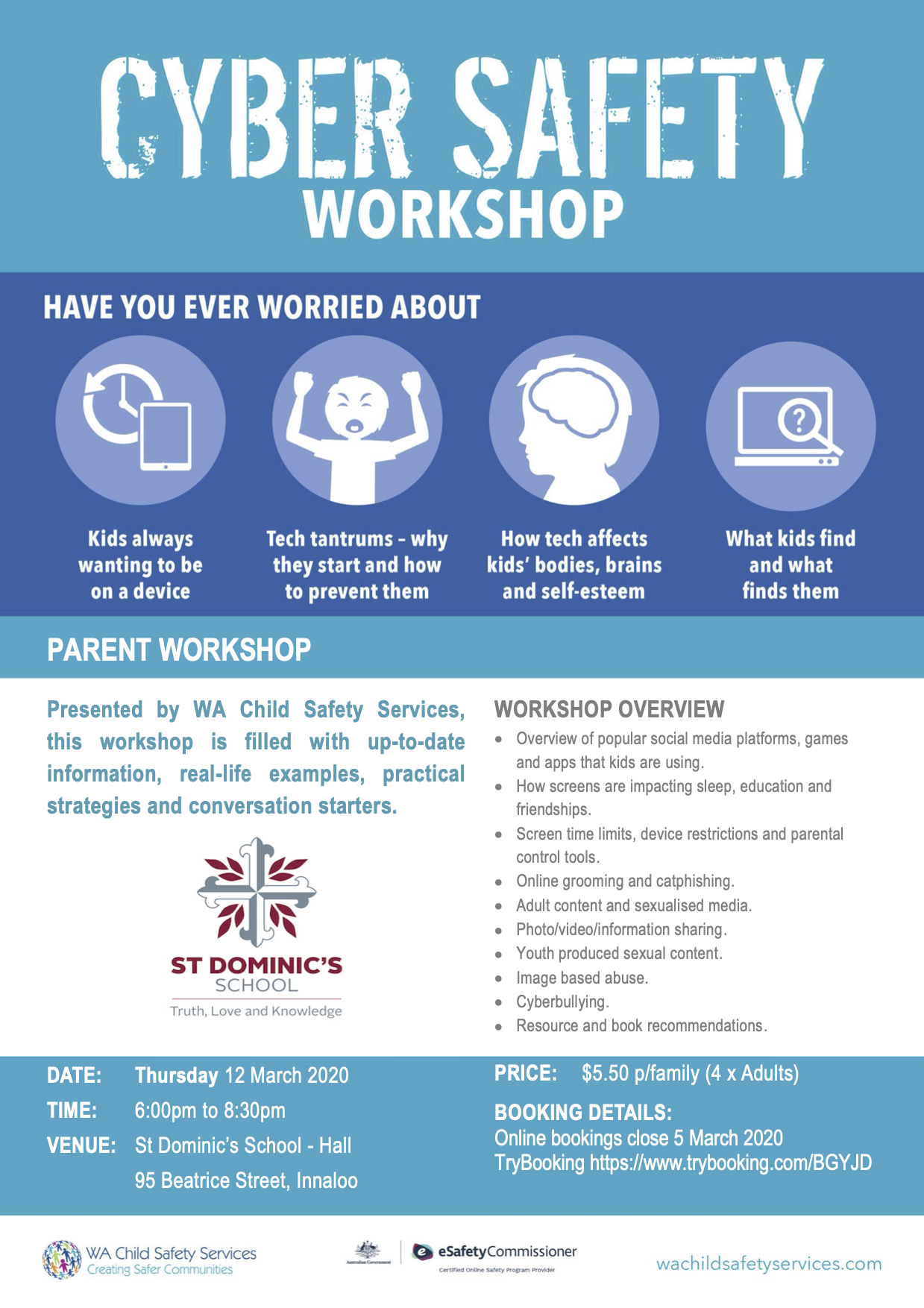 St-Dominics-Cyber-Safety-Workshop-Flyer