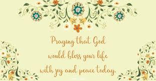 PRAYER T3, WEEK 9
