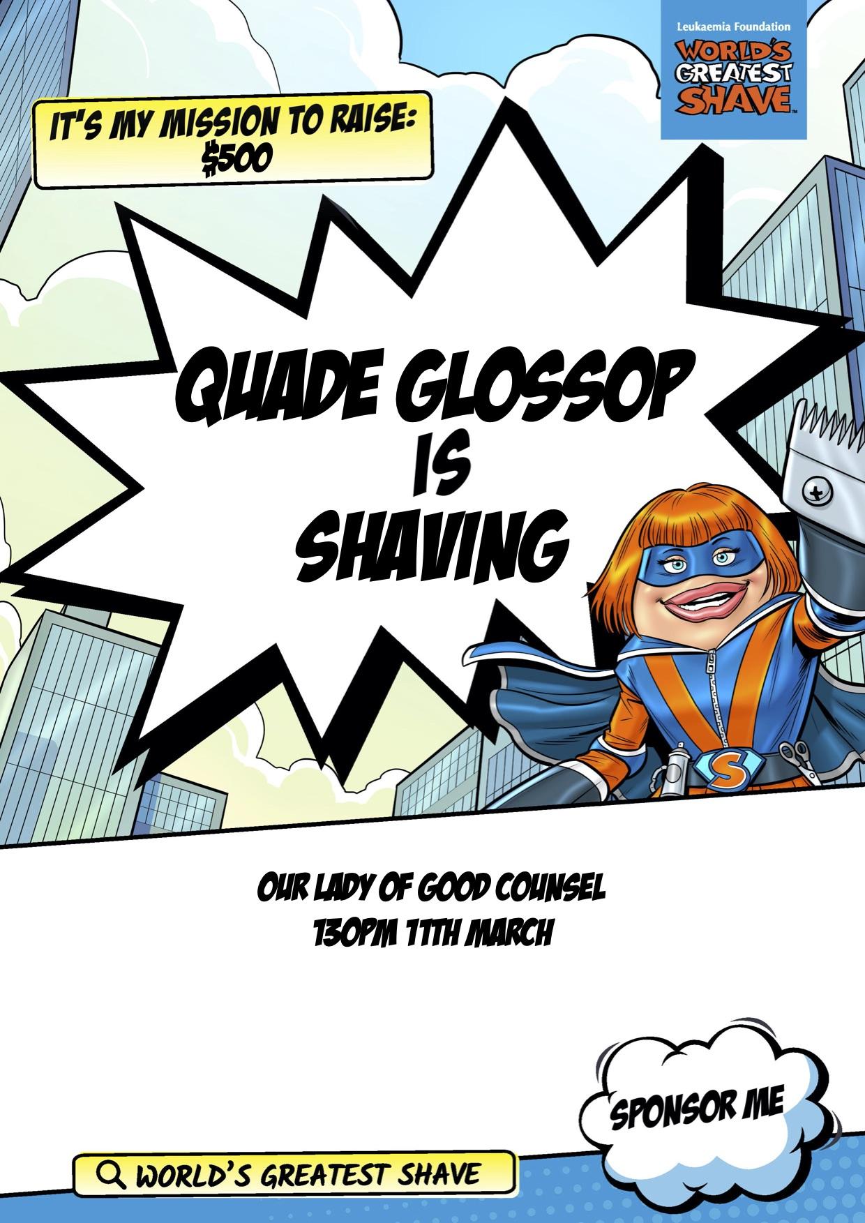 quade glossop shave poster[1]